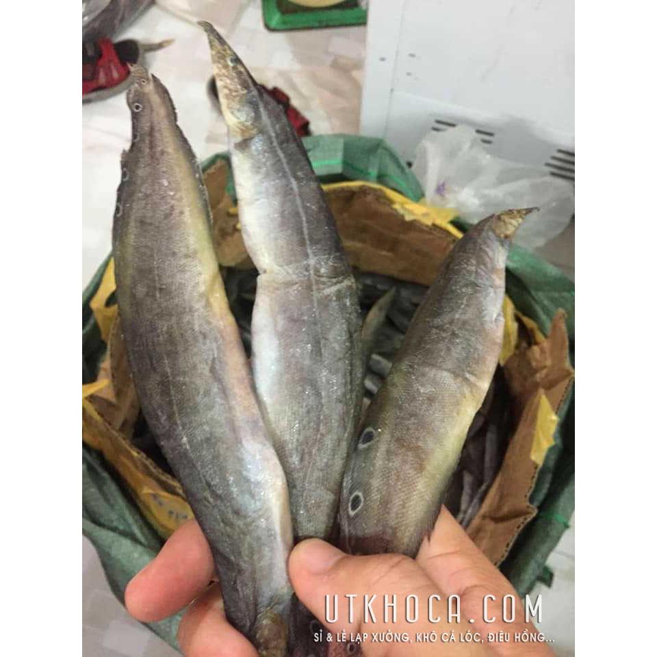 Khô cá chạch đồng campuchia