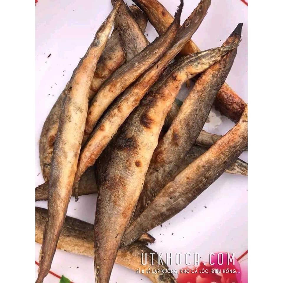 Khô cá chạch nướng