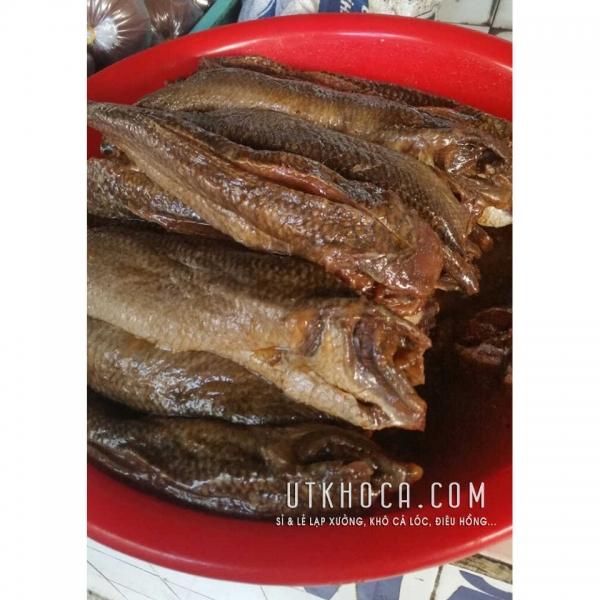 Mắm cá lóc Đồng Tháp Mười